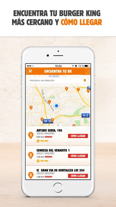 download Burger King España apps 2