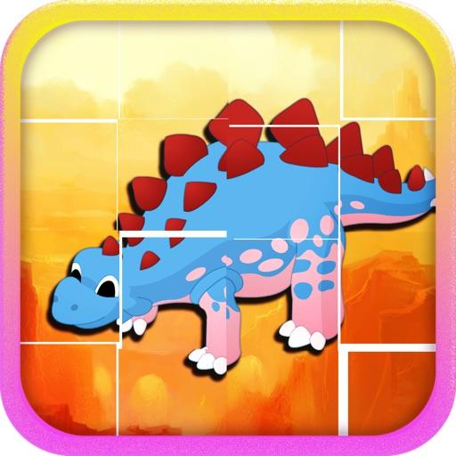 Dinosaur Puzzle - AoAo Children Puzzles