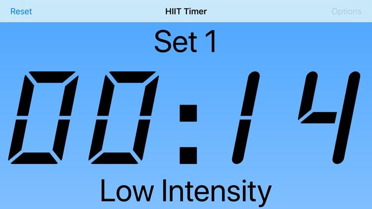 HIIT Timer (Intervals)