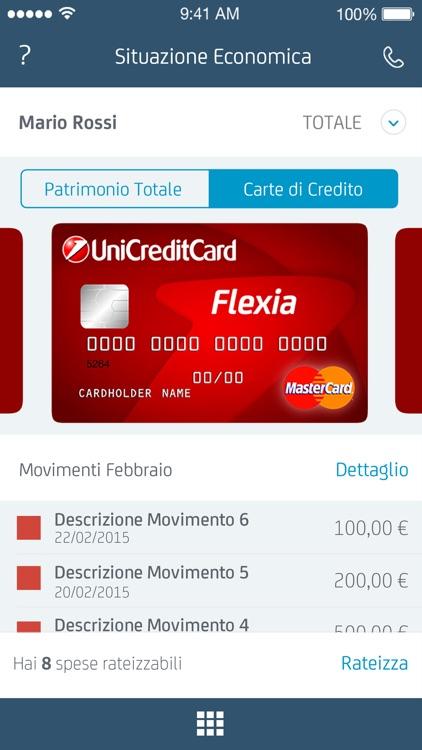Mobile Banking UniCredit screenshot-4