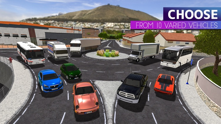 Car Caramba: Driving Simulator screenshot-4