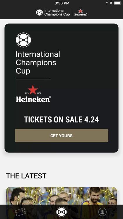 International Champions Cup screenshot-3