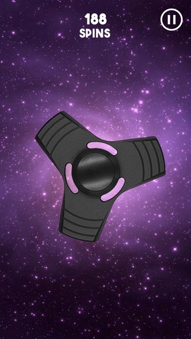 Fidget Spinner Toy SimulatorScreenshot of 1
