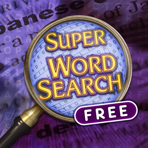 Super Word Search! Lite - FREE
