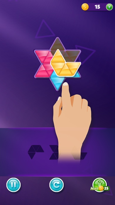 Block! Triangle puzzle:Tangram screenshot 2