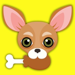 Animated Tan Chihuahua
