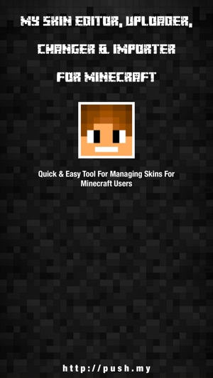 My Skin Editor For Minecraft On The App Store - Skins para minecraft quick
