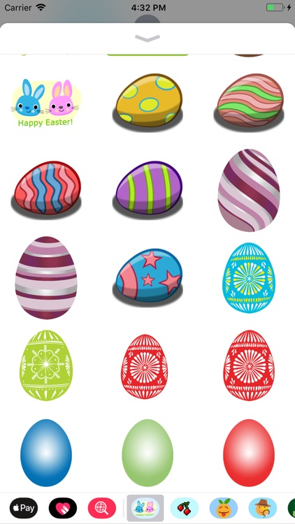 Easter Bunny & Egg Stickers screenshot-3