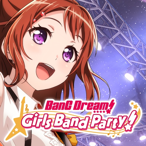 Download BanG Dream! Girls Band Party! free for iPhone, iPod and iPad
