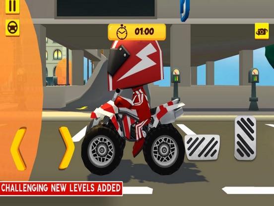 Skill Racing ATV Quad Bike Str screenshot 4