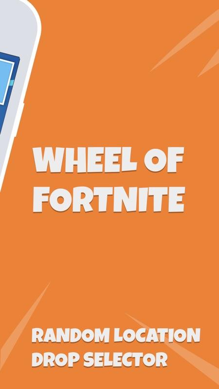 Wheel of Fortnite - Online Game Hack and Cheat | Gehack com