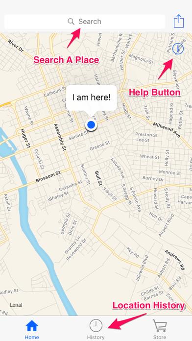 Fake GPS Location Changer screenshot 2