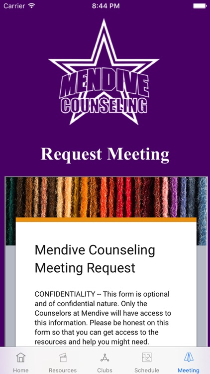 Mendive Counseling screenshot-3