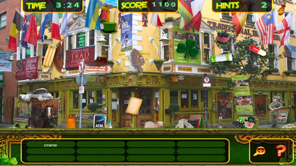 Hidden Object St Patrick's Day hack tool