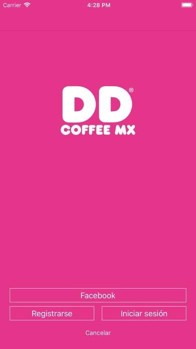 Screenshot for Dunkin Donuts Coffee MX in Lebanon App Store