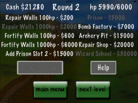 StickWars Lite screenshot