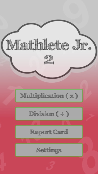 Mathlete Jr. 2 screenshot 1