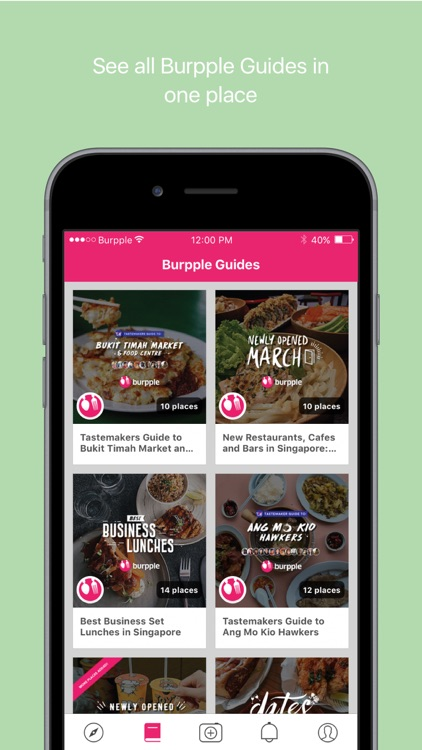 Burpple - Find Good Food & Restaurants To Enjoy screenshot-3