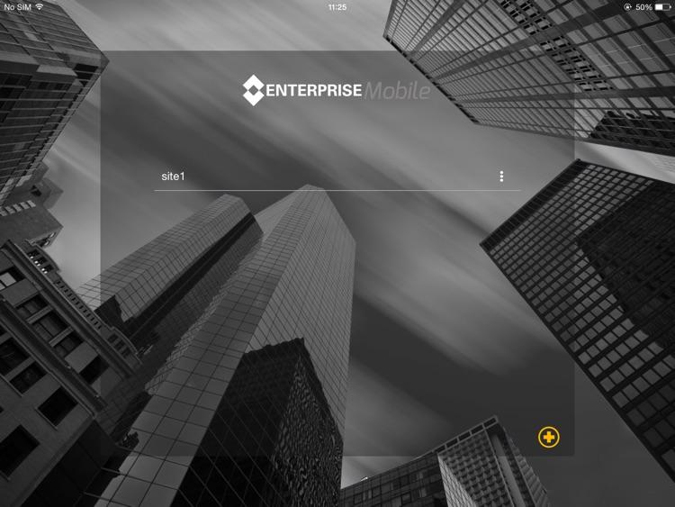 FLIR Enterprise Mobile for iPad