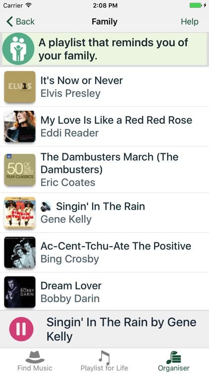 Playlist for Life screenshot-4