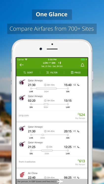 Wego Flights & Hotels