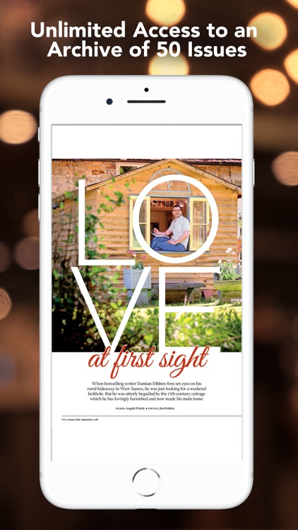 Sussex Life Magazine screenshot-3