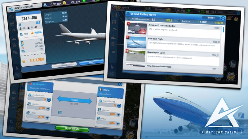 AirTycoon Online 3截图4