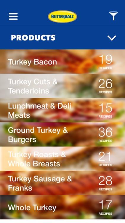 Butterball Cookbook Plus screenshot-3