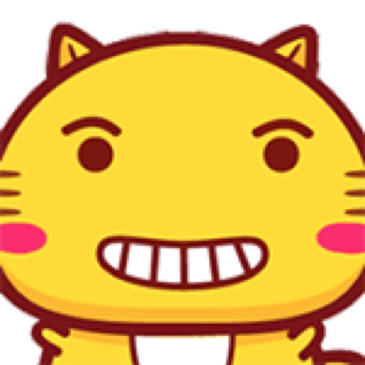 Humor Kitty Stickers Pack