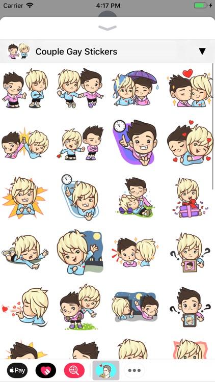 Gay Sticker screenshot-5