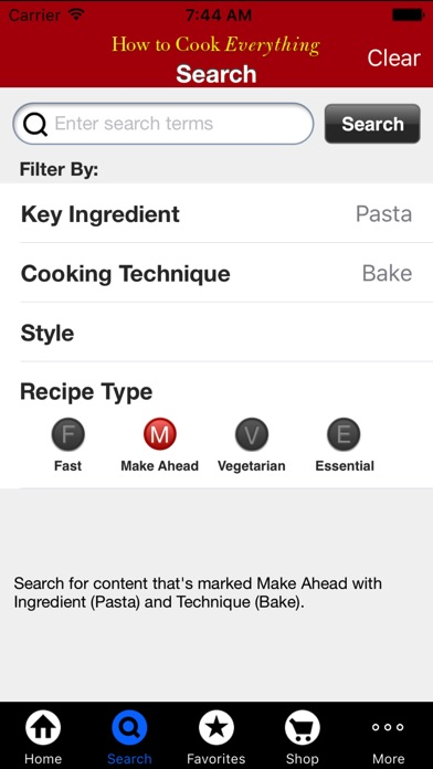 How To Cook Everything review screenshots