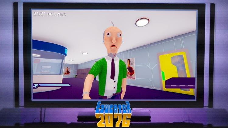 Educator 2076 - baldi's educat