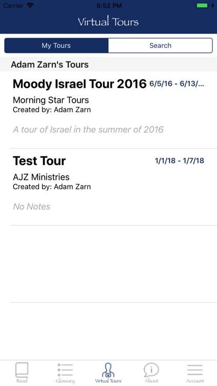 Tour The Bible screenshot-3