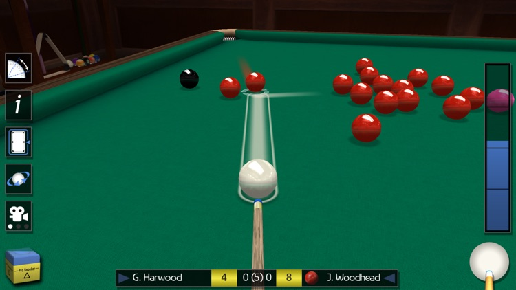 Pro Snooker 2018 screenshot-1