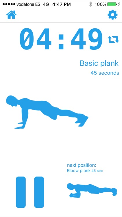 5 Minute Plank Calisthenics screenshot-0