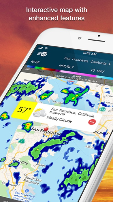 WeatherBug Elite screenshot1