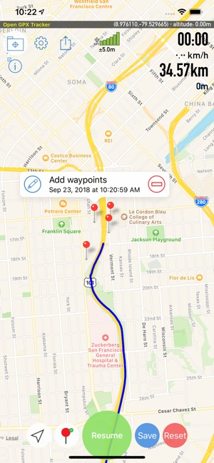 import gpx to google maps