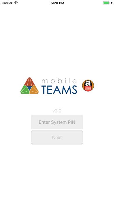 TEAMS Portal