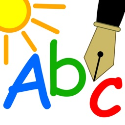 :-) Alphabet and Writing