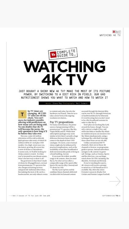 T3 - The Gadget & Technology Magazine screenshot-3