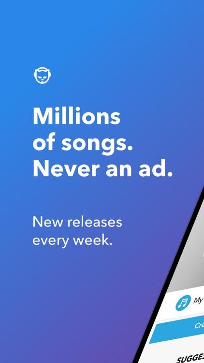 Napster - Top Music & Radio