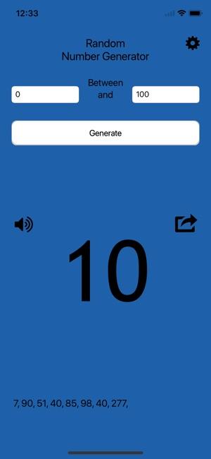 windows 10 random number generator