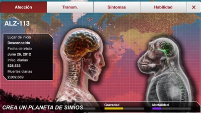 Screenshot for Plague Inc. in Dominican Republic App Store