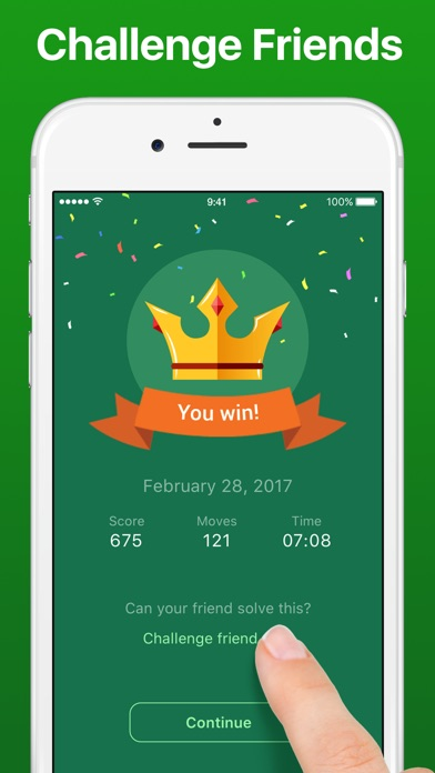 Solitaire - Classic Card Game 1.1.12  IOS