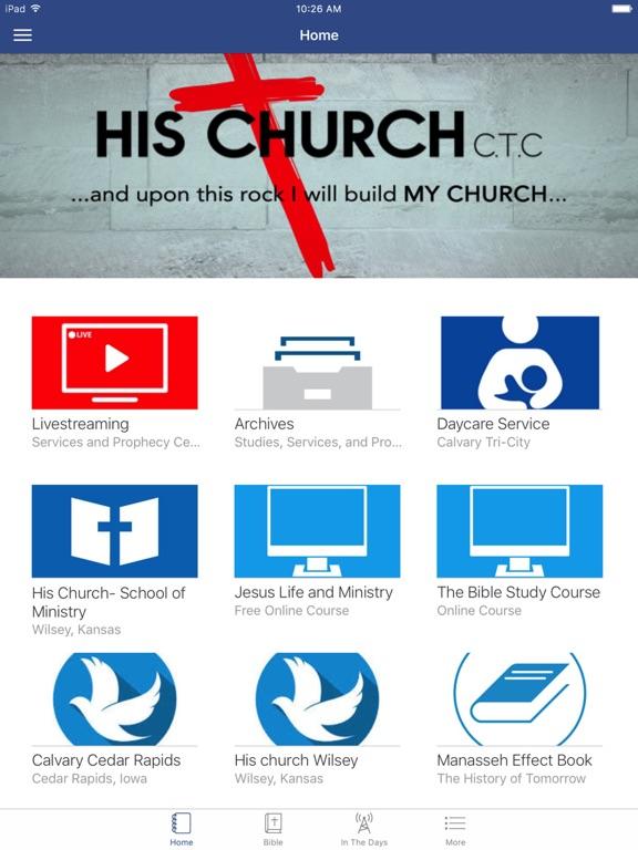 His Church - CCP screenshot 4