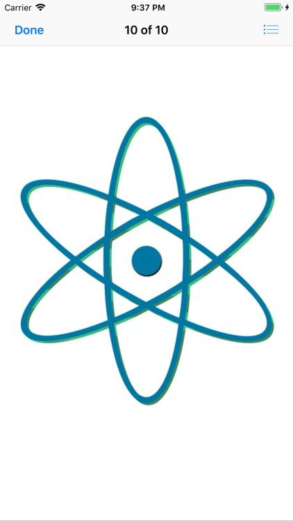 Atom Stickers screenshot-9