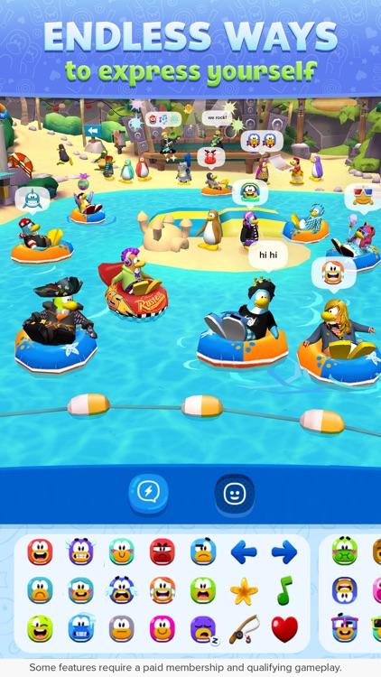 Club Penguin Island screenshot-4