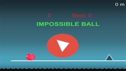 Impossible Ball Go! screenshot three