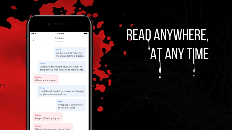 Chat & Text Stories - Horror