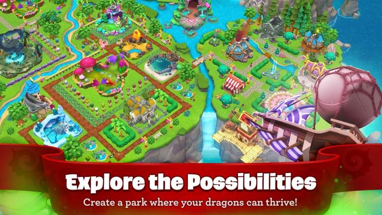 DragonVale World screenshot-3